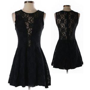 For Love & Lemons Lace Skater Dress 🍋